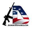 Armory Dynamics Upper Assembly 6.5 Grendel 20 Inch Barrel 15.5 Inch M-Lock
