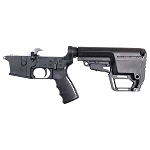 Armory Dynamics 9MM Lower Receiver w/ MFT BUS Stock & EPG Grip*