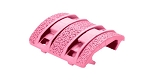 Magpul XTM® ENHANCED RAIL PANELS 1913 PICATINNY Pink