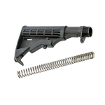Mil-Spec Carbine Stock Extension Kit AR15/M16 Black