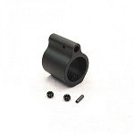 Armory Dynamics LP Stainless Gas Block .750 Black Nitride