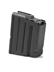 AMMUNITION STORAGE COMPONENTS 5-ROUND STAINLESS STEEL MAGAZINE .308 Black Follower