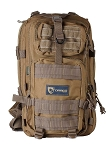Drago Gear Tracker Backpack Tan 14301TN