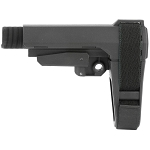 SB Tactical SBA3™ Pistol Stabilizing Brace Black