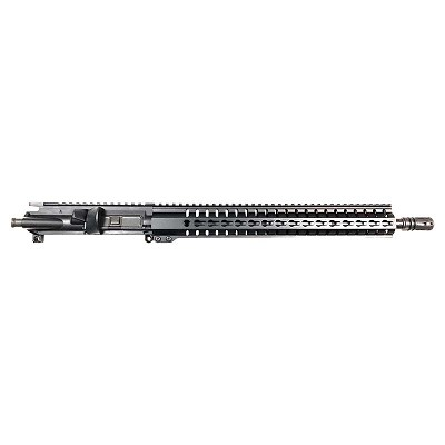 Armory Dynamics Assembled 9MM Upper 16 Inch Barrel / 14 KeyMod Forend *W/o BCG or CH*
