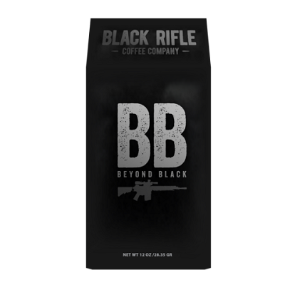 BRCC Beyond Black Coffee Blend - Whole Bean