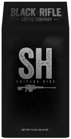 BRCC Sniper's Hide Coffee Blend - Ground