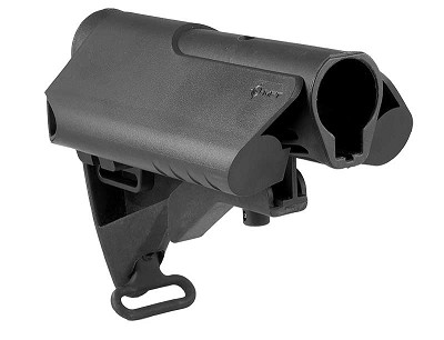 Mission First Tactical E-Volve Battle Stock Attachment - Black