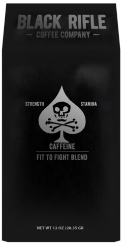 BRCC SOFLETE Strength and Stamina Coffee Blend - Ground