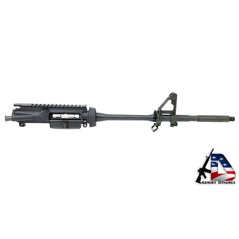 Armory Dynamics 16 Inch 22LR M4 Skeleton Upper Assembly 1/16 Twist