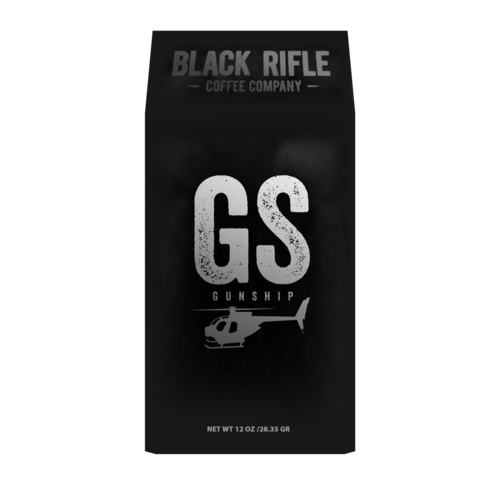 BRCC Gunship Coffee Blend - Whole Bean