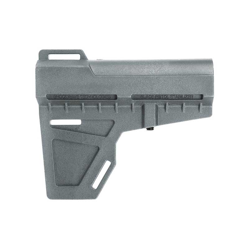 Kak Shockwave Blade Stabilizer - Gray