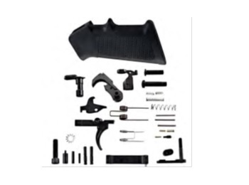Armory Dynamics Lower Parts Kit w/ Enhanced Mil-Spec Trigger