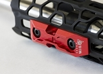 Odin Works M-Pod Bipod Adapter Red