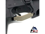 Armory Dynamics Trigger Guard Threaded Polymer FDE *No Roll Pins*