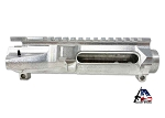 Armory Dynamics AR15 Billet Upper Receiver Uncoated
