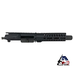 Armory Dynamics AD-9 9MM Upper Receiver Assembly 5.5 Inch Barrel Linear Comp M-LOK Handguard