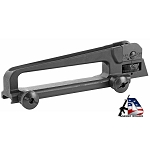 AR15/M4 Carrying Handle, Detachable Mil-Spec, Black Finish