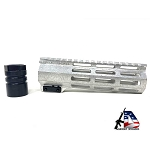Armory Dynamics AD15 07 Inch M-LOK Handguard Uncoated