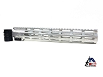 Armory Dynamics AD15 13 Inch M-LOK Handguard Uncoated