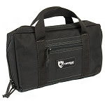 Drago Gear Single Pistol Case Black 12316BL
