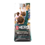 HERO Schoolhouse Blend Light Roast Coffee Whole Bean