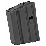 Ammunition Storage Components 223 AR15 Stainless Black/Black Follower