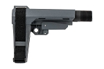 SB Tactical SBA3™ Pistol Stabilizing Brace Grey