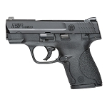 S&W M&P SHIELD 9mm 9 7/8RD With Thumb Safety 180021