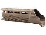 Mission First Tactical Tekko Polymer AR15 Carbine M-LOK™ Rail System Scorched Dark Earth