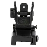 Leaper UTG Rear Flip Up Sight