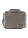 Drago Gear Double Pistol Case Grey 12315GY