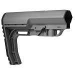 Mission First Tactical MFT Battlelink Minimalist Stock Commerical  - Gray