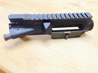 Armory Dynamics Forged M4 Flat Top Upper w/ FA & Door